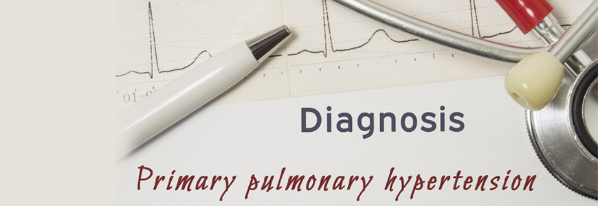 Primary pulmonary hypertension spelled out