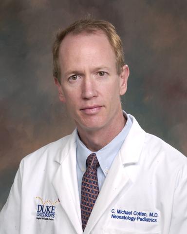 C. Michael Cotten, MD, MHS