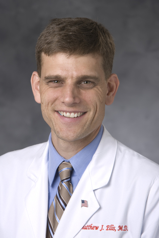 Matthew J. Ellis, MD