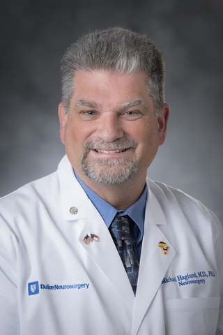 Michael M. Haglund, MD, PhD, MEd