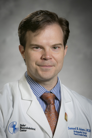 Samuel B. Adams Jr., MD