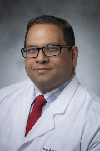 Saurabh R. Sinha, MD, PhD