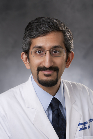 Sudarshan Rajagopal, MD, PhD