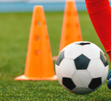 Growing Center Focuses on Soccer Research, Injury Prevention